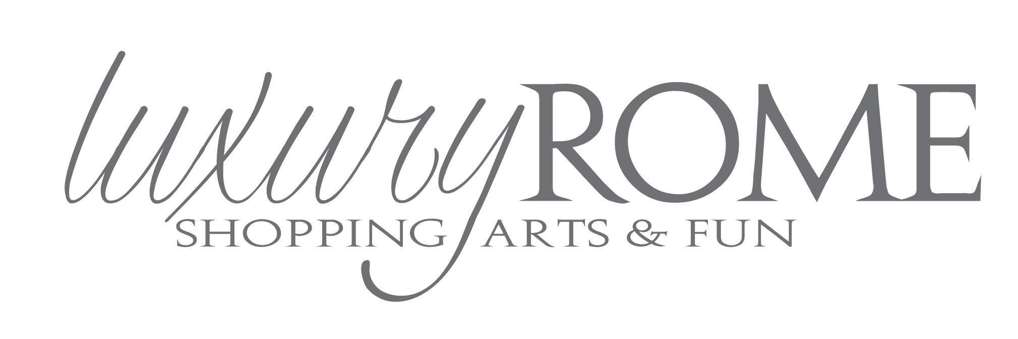LuxuryRome – shopping, arts & fun